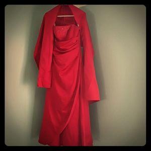 💠💫 David's Bridal Formal Dress 💠💫